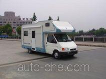 中汽牌ZQZ5030XLJB型旅居车