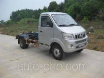 Zhongqi ZQZ5030ZXXSC4 detachable body garbage truck
