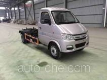 Zhongqi ZQZ5031ZXXSC5 detachable body garbage truck