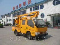Zhongqi ZQZ5032JGK aerial work platform truck