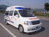 中汽牌ZQZ5032XJH型救护车