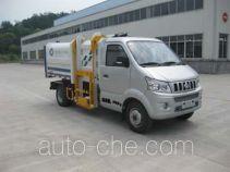 Zhongqi ZQZ5032ZZZ self-loading garbage truck