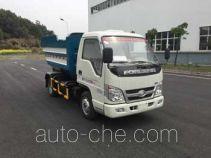 Zhongqi ZQZ5033ZZZF5 self-loading garbage truck
