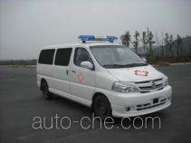 中汽牌ZQZ5034XJH型救护车