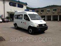 中汽牌ZQZ5034XJH2型救护车