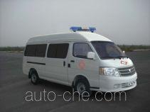 中汽牌ZQZ5035XJH型救护车