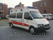 中汽牌ZQZ5036-XJH型救护车