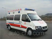 中汽牌ZQZ5037XJH型救护车