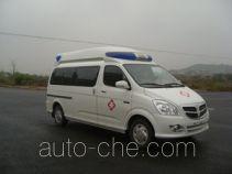 中汽牌ZQZ5038XJH型救护车