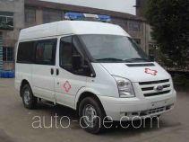 中汽牌ZQZ5039XJHCY4型救护车