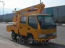 Zhongqi ZQZ5040JGK aerial work platform truck