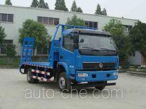 中汽牌ZQZ5040TPB型平板运输车
