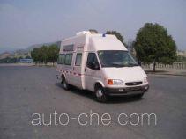 Zhongqi ZQZ5040XCS-1 toilet vehicle