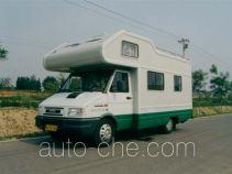中奇牌ZQZ5040XLJA型旅居车