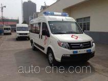 中汽牌ZQZ5041XJH型救护车