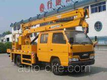 Zhongqi ZQZ5058JGKF aerial work platform truck