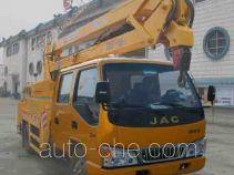 Zhongqi ZQZ5060JGKB aerial work platform truck