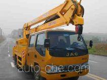 Zhongqi ZQZ5060JGKD aerial work platform truck