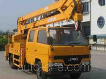 Zhongqi ZQZ5060JGKF aerial work platform truck
