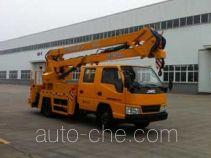 Zhongqi ZQZ5060JGKJ5 aerial work platform truck