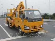 Zhongqi ZQZ5062JGK aerial work platform truck