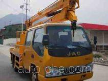 Zhongqi ZQZ5065JGKB aerial work platform truck