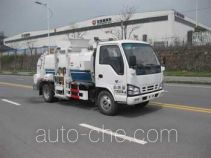 中汽牌ZQZ5070TCA型餐厨垃圾车