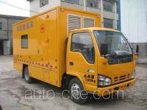 Zhongqi ZQZ5070XDY4 power supply truck