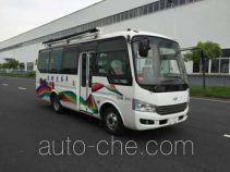 中汽牌ZQZ5070XTS型图书馆车