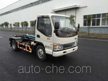 Zhongqi ZQZ5070ZXXB detachable body garbage truck
