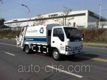 中汽牌ZQZ5070ZYSE4型压缩式垃圾车