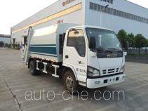 Zhongqi ZQZ5070ZYSQ5 garbage compactor truck