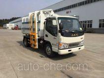 中汽牌ZQZ5070ZZZ型自装卸式垃圾车