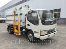 Zhongqi self-loading garbage truck