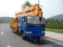 Zhongqi ZQZ5071JGK aerial work platform truck