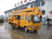 Zhongqi ZQZ5072JGK aerial work platform truck