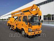 Zhongqi ZQZ5072JGKQ5 aerial work platform truck