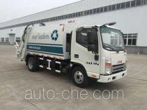 中汽牌ZQZ5072ZYSJA5型压缩式垃圾车