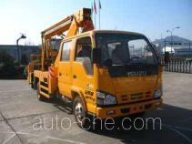 Zhongqi ZQZ5075JGK aerial work platform truck