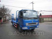 中汽牌ZQZ5100TPB型平板运输车