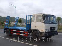 中奇牌ZQZ5110TPB型平板运输车