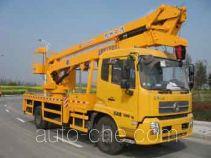 Zhongqi ZQZ5111JGKC aerial work platform truck