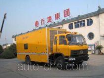Zhongqi ZQZ5111XQX engineering rescue works vehicle