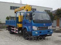 中汽牌ZQZ5120JSQ4型随车起重运输车