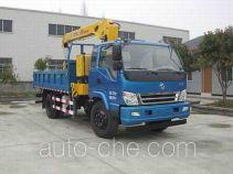 Zhongqi ZQZ5120JSQ4 truck mounted loader crane