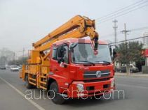 Zhongqi ZQZ5121JGK aerial work platform truck