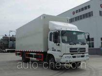 Zhongqi ZQZ5123XWTC mobile stage van truck