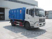 Zhongqi ZQZ5125ZLJ dump garbage truck