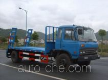 Zhongqi special flatbed truck