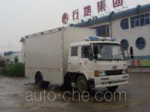 中汽牌ZQZ5130XJZ型救护保障车